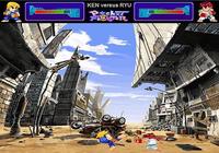 POCKET FIGHTERS : Ken versus Ryu