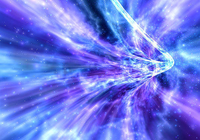 Space Wormhole 3D Screensaver