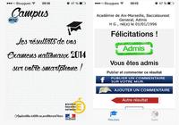 Résultat Examens iOS