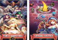 Heroes Tactics : Mythiventures iOS