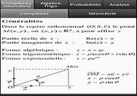 Formules Maths Bac S