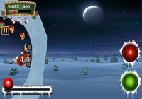 Santa Rider - Racing Game