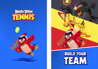 Angry Birds Tennis Android