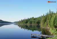 Super Lake Screensaver