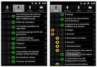 Ma valise maternité Android