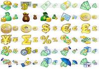 Large Money Icons