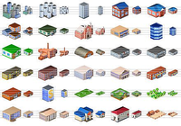 Standard City Icons