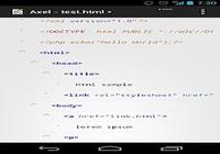 Axel (Editeur de XML)