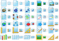 Paper Icon Library