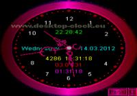 Desktop Clock 2.8