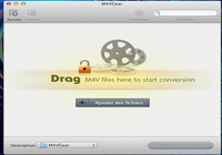 M4VGear DRM Media Converter pour Mac
