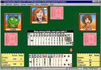 Championship Spades Pro Card Game for Windows XP