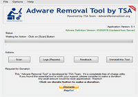 Adware Removal Tool by TSA