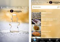 Recettes de Noël iOS