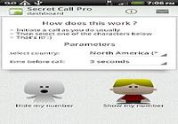 Secret Call Pro : Appel masqué