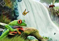 Waterfalls Symphony Screensaver