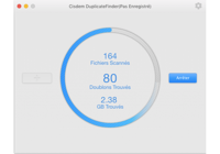 Cisdem DuplicateFinder pour Mac