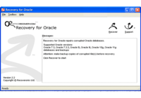 Recovery for Oracle