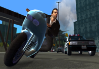 Grand Theft Auto : Liberty City Stories iOS