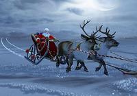 Santa Claus 3D Screensaver