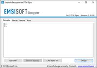 STOP DJVU Decryptor