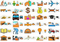Standard Infrastructure Icons