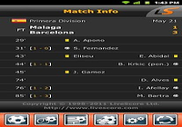 LiveScore Android