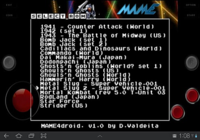 Mame4droid Android