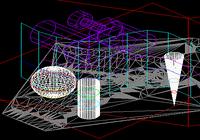L'intersection 3D pour AutoCAD ou BricsCAD