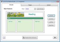 CuzYa Free Website Builder