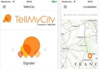 TellMyCity iOS