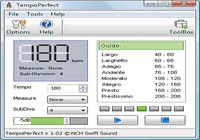 TempoPerfect Computer Metronome