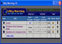 URLy Warning
