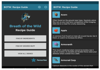 Breath of the Wild: Recipes android