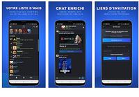 Steam Chat iOS