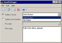SendToPager Personal