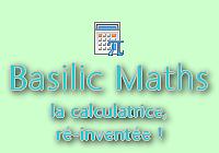 Basilic Maths