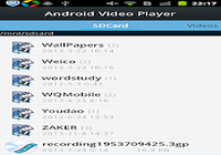 Video Player pour Android
