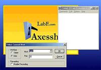 Axessh Windows SSH Client and SSH Server