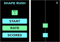 Shape Rush Android