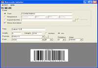BarcodeX
