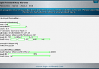 Logix Product Key Viewer
