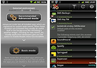 Autorun Manager Android