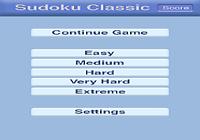 Klassische Sudoku