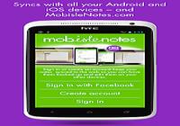 MobisleNotes - Bloc-notes