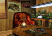 3D Bungalow Aquarium Screensaver