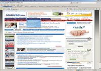 Barre d'outils Forex pour IE