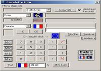 Calculette Euro