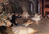 Edgar Degas Art