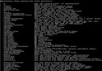 Coherent PDF Command Line Tools